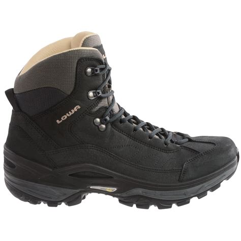 lowa hiking boots lowa strato iii mid hiking boots for 9063k save 40