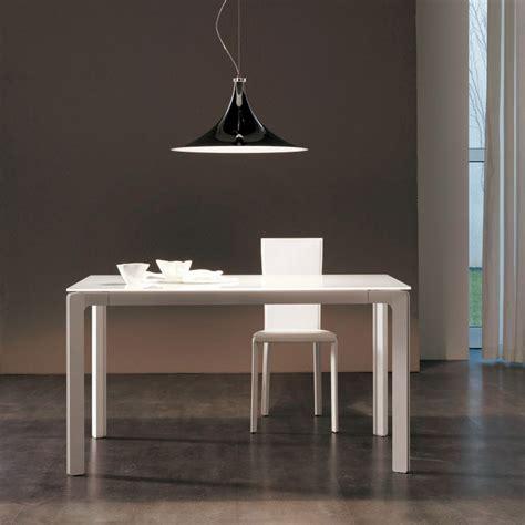 tavolo 80 x 120 allungabile cattelan italia tavolo allungabile zeno 120x80 tavolo