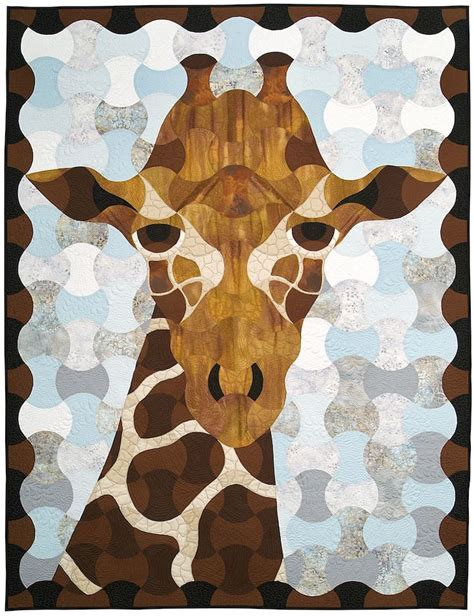 quilt pattern giraffe 267 best animal quilts images on pinterest animal quilts