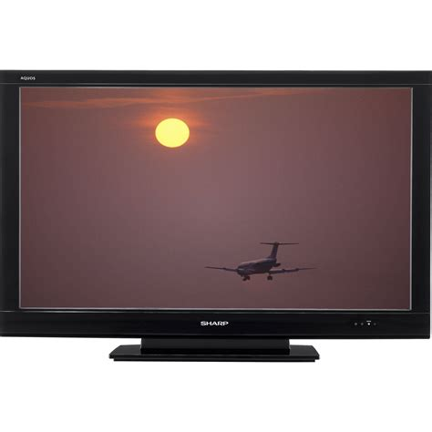 Tv Sharp Tv Sharp sharp lc52d78un 52 quot 1080p aquos lcd tv lc52d78un b h photo