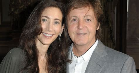 Married American Nancy Shevell Dating Mccartney Does Not Wear A Ring And Is Legally Separated From Husband by Paul Mccartney Set To Nancy Shevell Quot Imminently Quot In