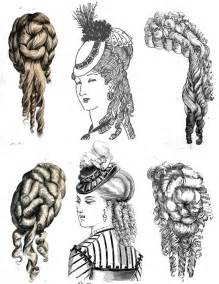 hair style of 1800 late 1800s hairstyles 1800s pinterest hairstyles