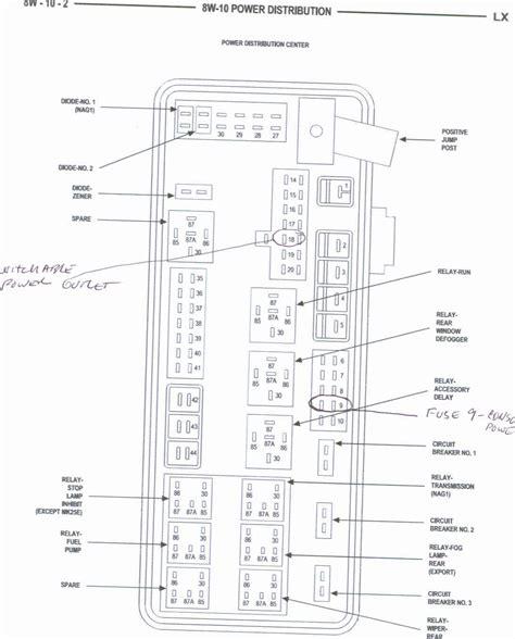 2005 pt cruiser cooling fan wiring diagram free