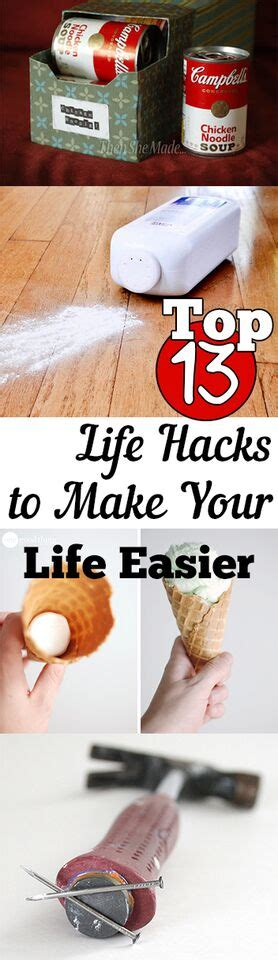 decor hacks great tips and tricks to make creating top 13 life hacks to make your life easier my list of lists