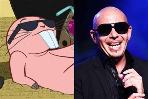 Naked Mole Rat Meme - nicki minaj emma watson and more celebrities with