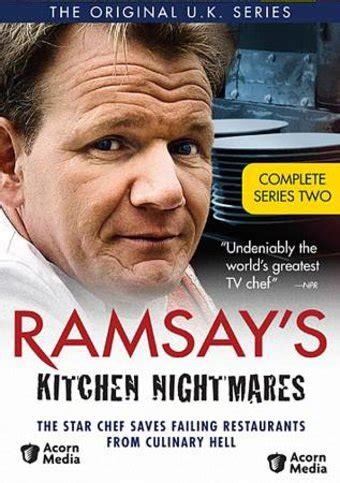 gordon ramsay to end kitchen nightmares series in u s ramsay s kitchen nightmares complete series 2 3 dvd