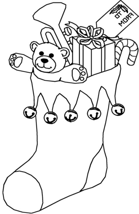 Christmas Coloring Pages Toddlers