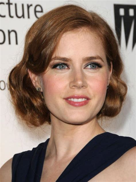 amy adams hair cut top 20 amy adams hairstyles to inspire your next chop