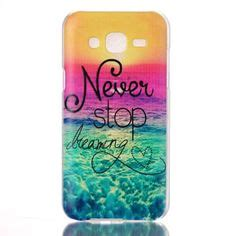 In The Wallpaper Cover Hardcase Samsung Galaxy Grand tiodio tpu silicone shell housse coque 233 tui cover