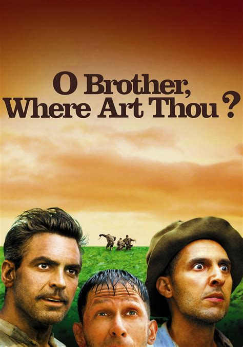 O Brother, Where Art Thou? | Movie fanart | fanart.tv O Brother, Where Art Thou Movie Poster