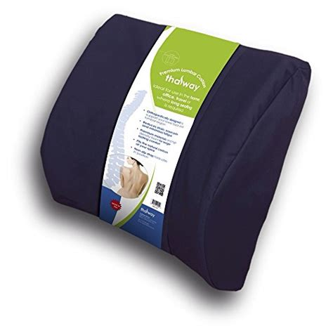 thalway best lower back cushion lumbar support seat