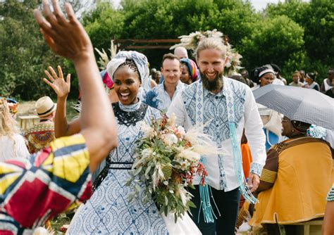 Wedding South Africa by Could This Be South Africa S Traditional Wedding Of The Year
