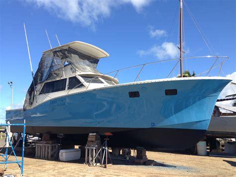 fishing boat jobs in hawaii the winter restoration of the new quot seeker quot chupu