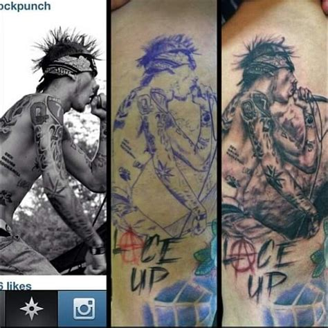 mgk tattoos 63 best machine gun i you images on