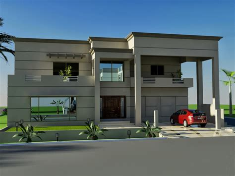 house design with kitchen in front 3d front elevation com drawing room