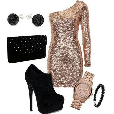 Fashion New Year by Fashion Combinations For Evening Look