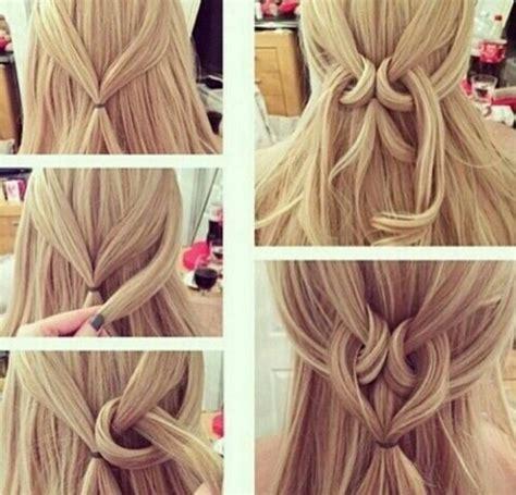 easy dance hair diy hair hack image 4028336 by tschissl on favim com