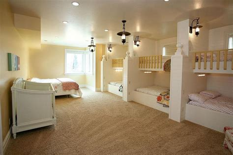 kids bedroom ideas lighting and beds for kids house cottage kids bedroom with lantern style wall sconces