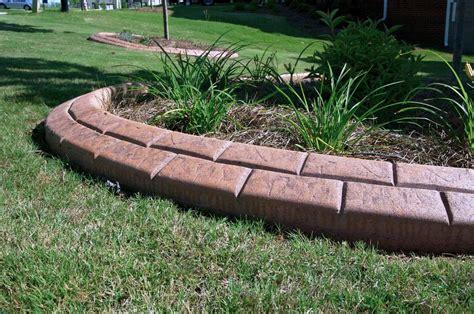 landscape concrete curbing jen joes design best landscape curbing ideas