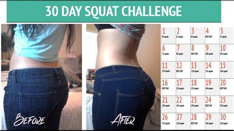 30 day squat challenge for 30 day squat challenge ita