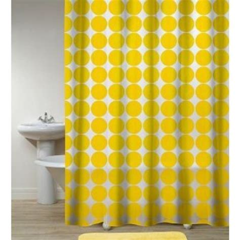 different shower curtains yellow and white shower curtain show home design
