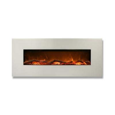 frigidaire madrid 50 inch horizontal wall mounted electric