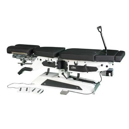 Flexion Distraction Table by Elite Manual Flexion Table With Elevation Distraction