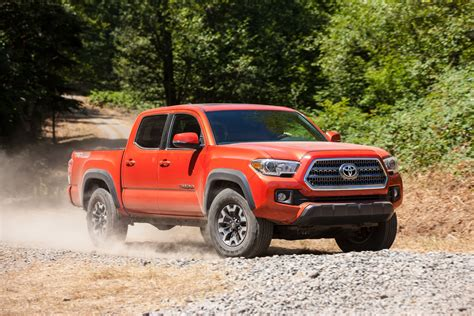 Toyota Tacome 2016 Toyota Tacoma Review Ratings Specs Prices And