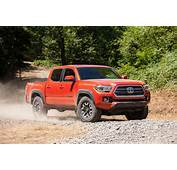 2016 Toyota Tacoma Review Ratings Specs Prices And