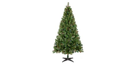 today only 6 foot pre lit tree 29 99 same price as