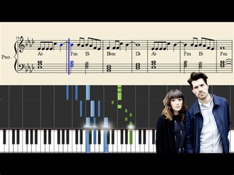 drive oh wonder chords oh wonder lose it piano tutorial sheets vidbb com