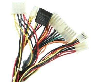 custom cable harness assemblies wire harness