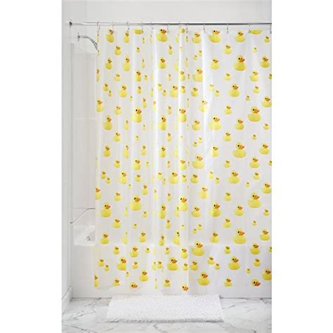 rubber duckie shower curtain new bath ducks vinyl shower curtain rubber ducky