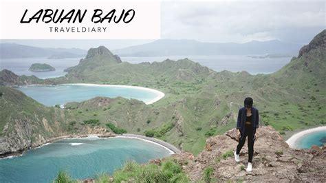 labuan bajo travel diary part  youtube