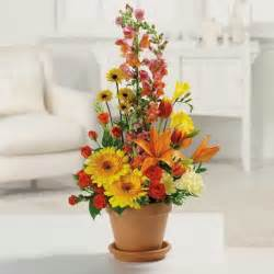 fall floral arrangements simple fall flower arrangements make gorgeous party table