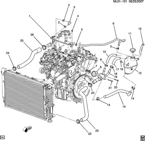 2007 chevy equinox engine diagram chevrolet equinox 3 4 2007 auto images and specification