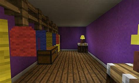 How To Build A Closet In Minecraft by Niamh S Room Minecraft Project