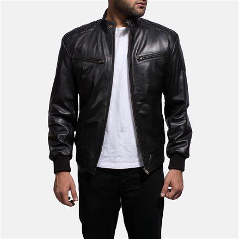 Leather Bomber Jacket hooded leather bomber jacket jacket to