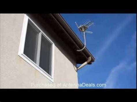 free tv the best outdoor hd antenna review