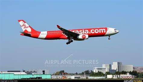 airasia narita terminal hs xtd airasia x airbus a330 300 at tokyo narita intl