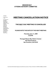 Letter Cancelling Meeting Sample Safety Committee Meeting Agenda Template Invitation