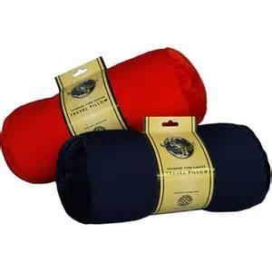 spun gee microbead neck roll travel pillow 2 pack