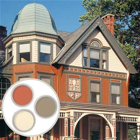 all about exterior paint benjamin and georgian