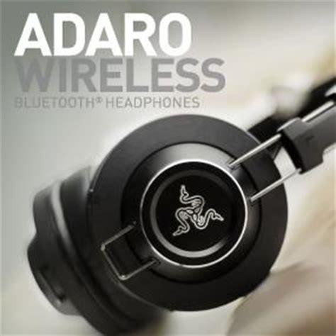 Razer Adaro Wireless Bluetooth Headphones razer adaro wireless bluetooth headphones ca