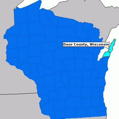 Records Wisconsin Door County Wisconsin County Information Epodunk