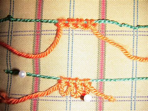 Different Hemp Knots - macrame knots