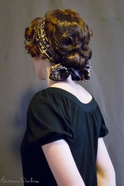 what is a 47 piece hairstyle 49 best early 1900 s hair inspiration images on pinterest