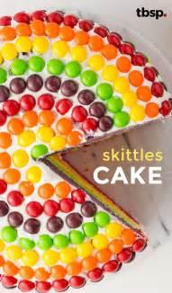 Skittles Decorations Best 25 Skittles Cake Ideas On Pinterest Chocolate