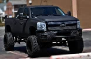 nothing sexier than a lifted chevy trucks