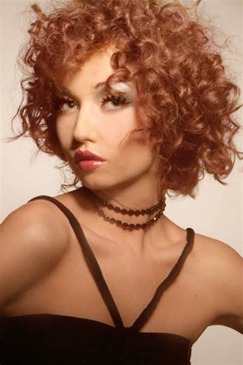 haircuts for curly frizzy hair short long bob hairstyle short haircuts for curly hair can